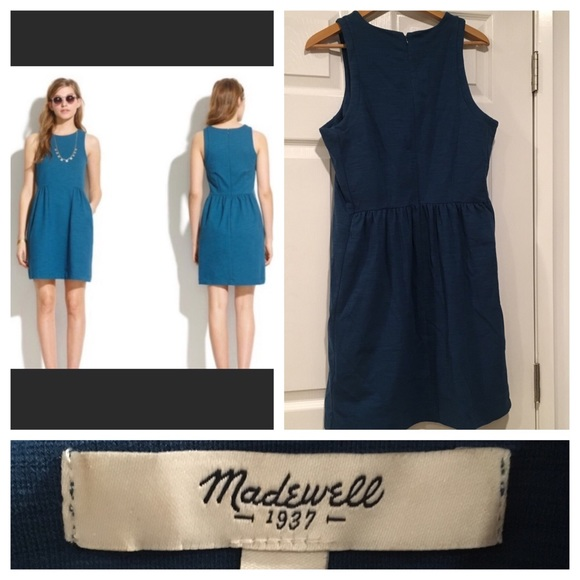 Madewell Dresses & Skirts - Madewell Fit and Flare Dress